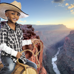 Tour the Grand Canyon with Monograms. // © 2014 Thinkstock 2