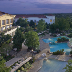 Guests at La Cantera Hill Country Resort in San Antonio, Texas can choose from six resort pools. // © 2014 Destination Hotels and Resorts
