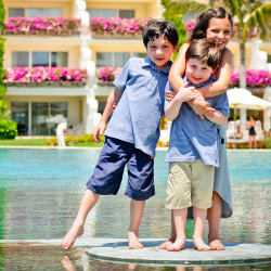 Grand Velas is offering special amenities for kids. // © 2014 Velas Resorts