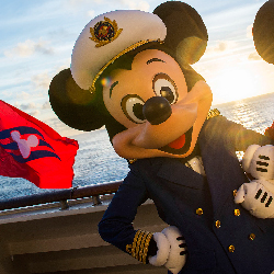 Disney Cruise Line has added new Caribbean ports. // © 2014 Disney Cruise Line