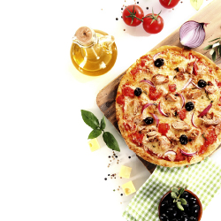 On an Abercrombie & Kent Family Journey tinerary, families can make pizza together.// © 2014 Thinkstock