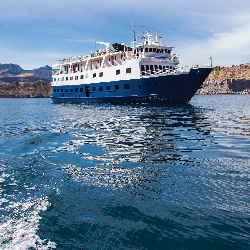 Un-Cruise Adventure's Safari Voyager // © 2016 Un-Cruise Adventures