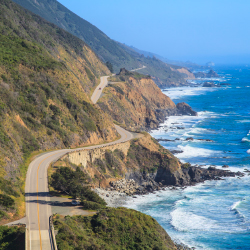 See the sights of California's Coast during Tracks & Trails' new RV trip. // © 2016 Ken Brown