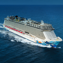 Norwegian Cruise Line recently unveiled new onboard entertainment. // © 2017 Norwegian Cruise Line