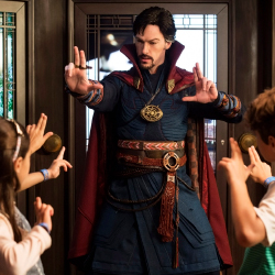Dr. Strange will be onboard Disney Fantasy. // © 2017 Disney Cruise Line