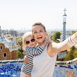 A&K's new itineraries cater to both parents and kids. // © 2017 Getty Images