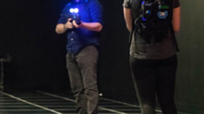 A Peek at the New Virtual Reality Attraction at MGM Grand