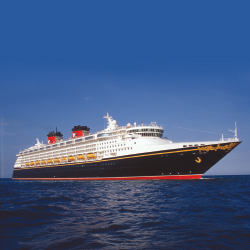 Disney's Wonder // © 2013 Disney Cruise Line
