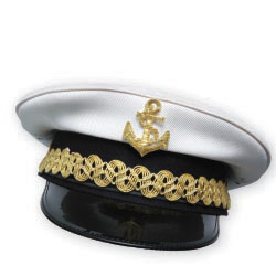 Sea Captain Hat // © 2013 Thinkstock