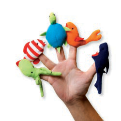Finger Puppets // © 2013 Thinkstock