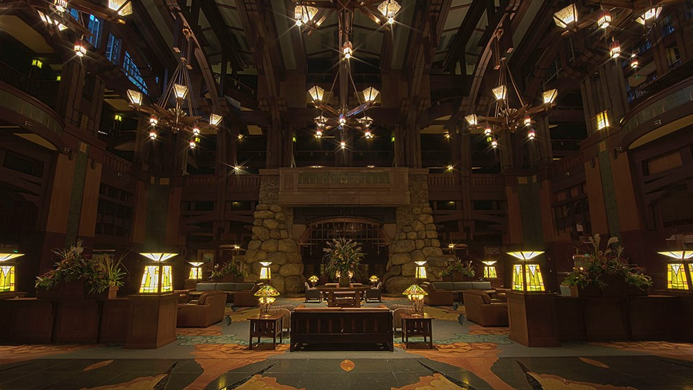 Hotel Review: Disney's Grand Californian Hotel & Spa