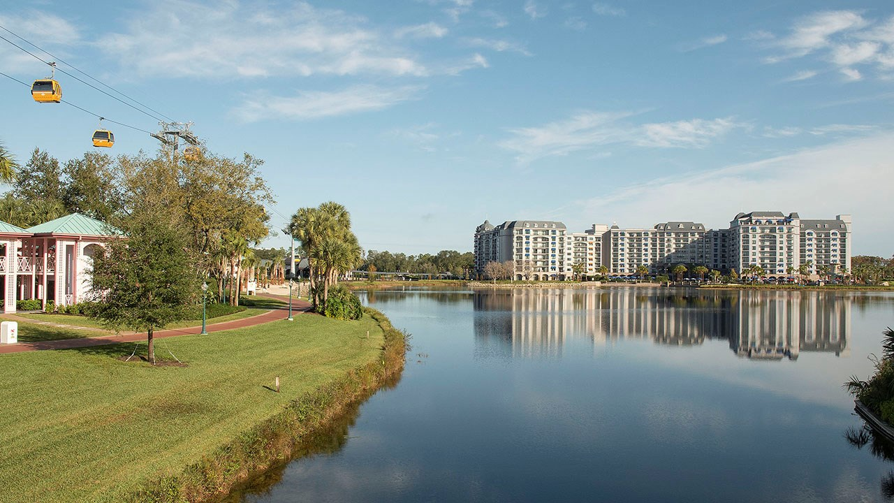 Hotel Review: Disney's Riviera Resort in Florida