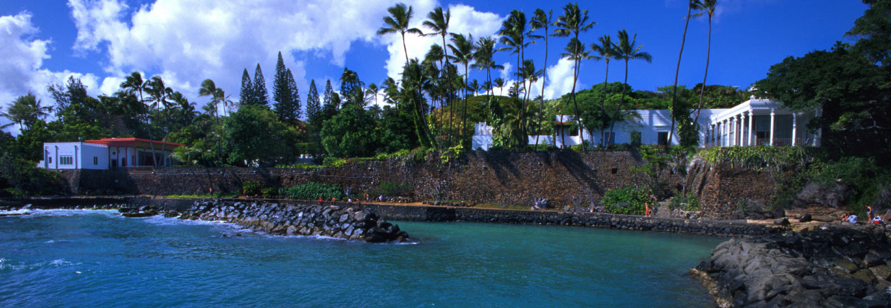 How You Can Tour Hawaii's Own Shangri La