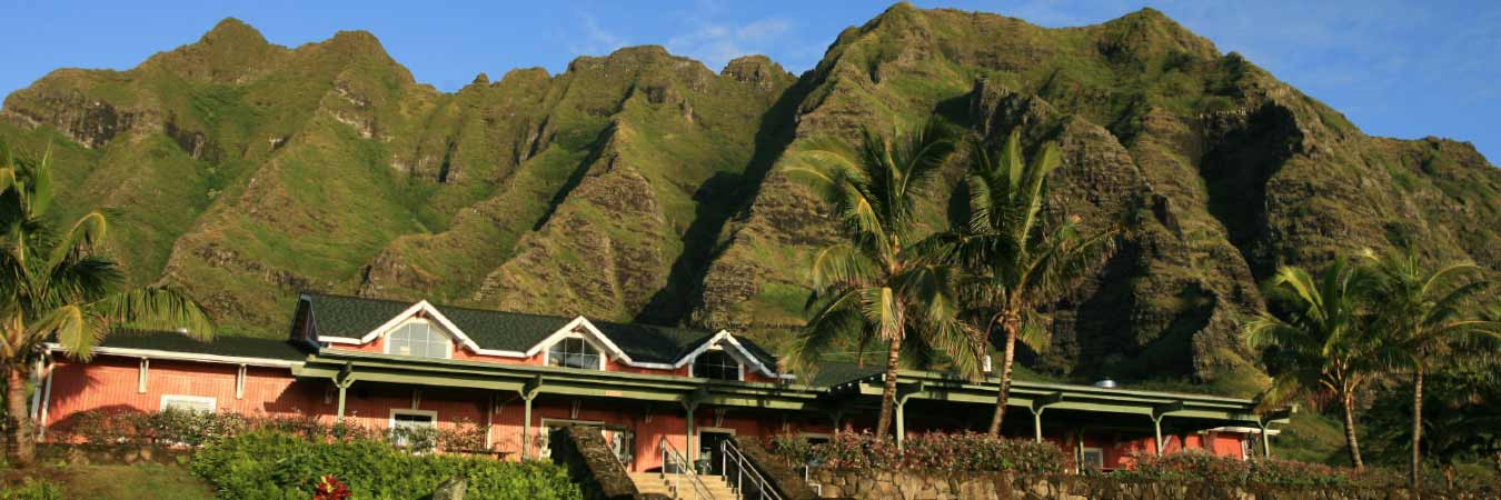 Updates at Kualoa Ranch on Oahu