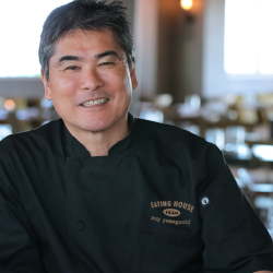 <p>Roy Yamaguchi's new Eating House 1849 serves island plantation-era cuisine. // © 2015 Craig Bixel</p><p>Feature image (above): A local taro farm is...