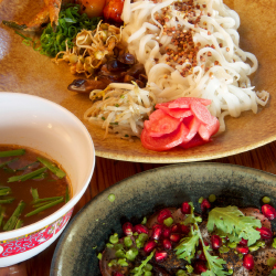 <p>The Pig & The Lady adds a modern twist to traditional Vietnamese food. // © 2016 Craig Fujii</p><p>Feature image (above): Mud Hen Water...