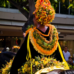 <p>The Annual King Kamehameha Celebration Floral Parade takes place on June 10. // © 2017 Hawaii Tourism Authority Tor Johnson</p><p>Feature image...