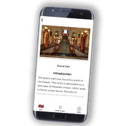 <p>Iolani Palace's mobile app provides a you-are-there look at the historic Honolulu landmark. // © 2018 Friends of Iolani Palace</p><p>Feature image...