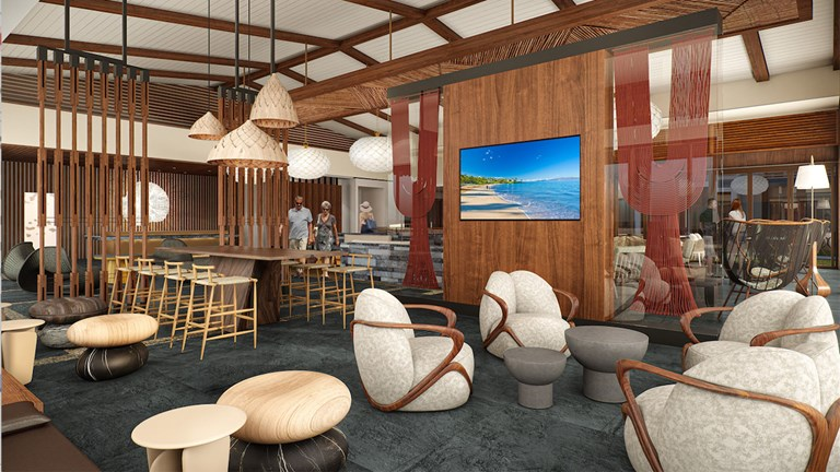 AC by Marriott Maui Wailea will present a Polynesian-influenced decor with a modern flair.