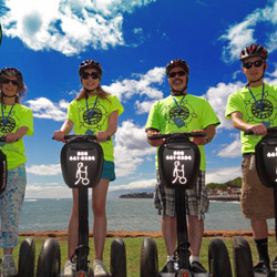 <p>Maui Segway Tours offers historic Lahaina tours. // © 2014 Maui Segway Tours</p><div></div>