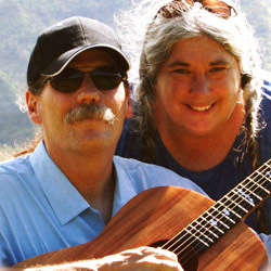 <p>Doug and Sandy McMaster's ongoing slack-key guitar concerts are a Hanalei fixture. // © 2014 Wendy Kalemba</p><p>Feature image (above): Hanalei Bay...