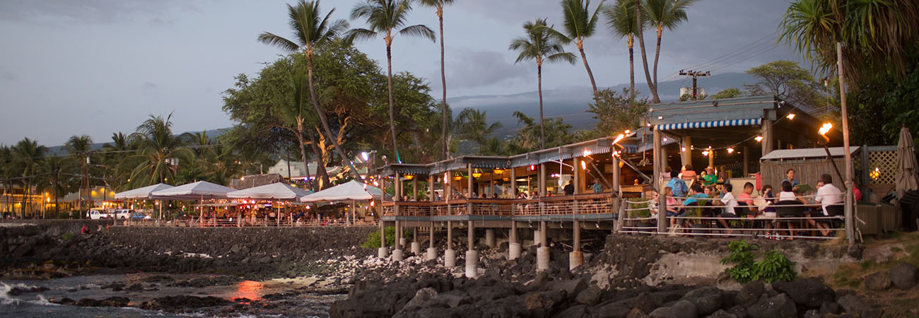 10 Classic Restaurants on Hawaii, the Big Island