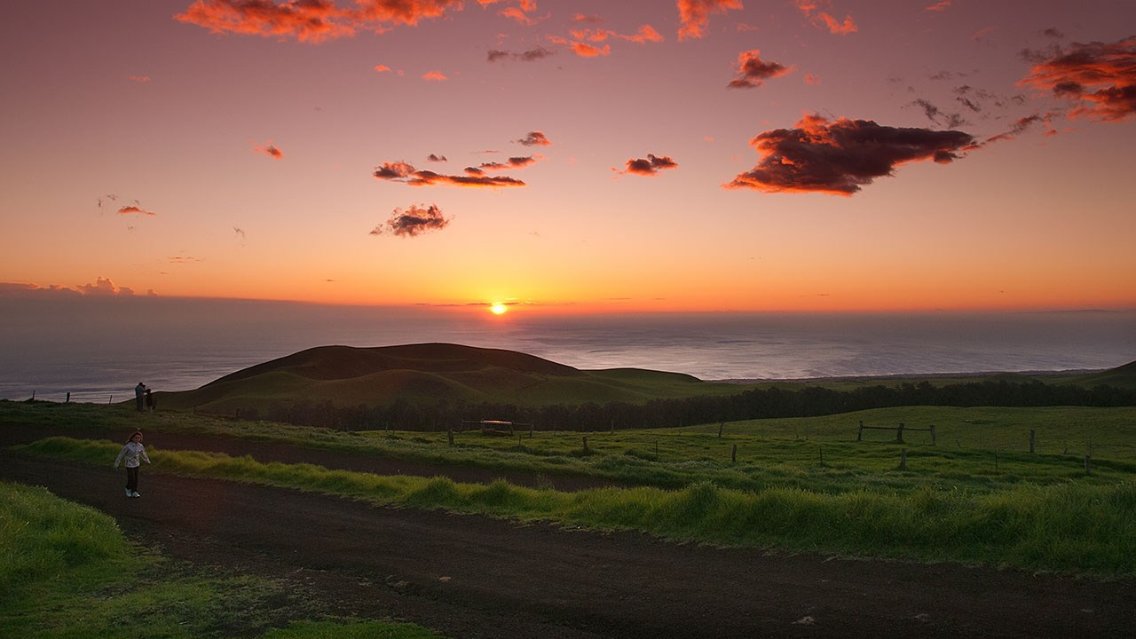 Inside Look: Evening at Kahua Ranch on Hawaii Island