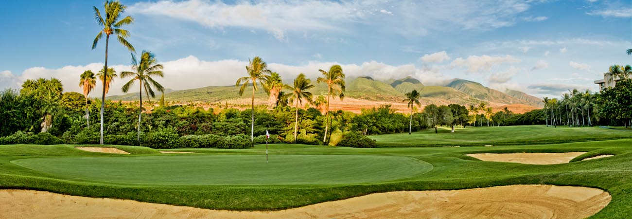 Go-To Golf Courses in Maui