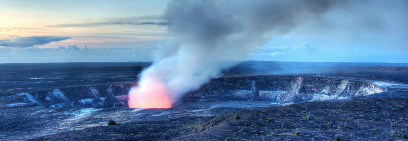 National Parks Centennial: Hawaii Volcanoes National Park