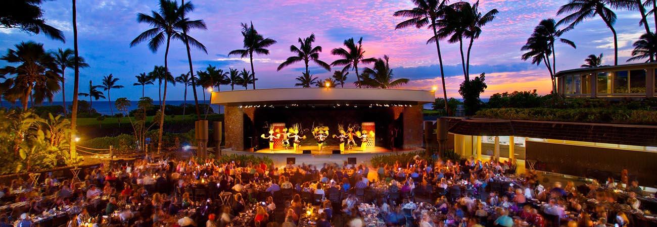 Four Seasons Luau Big Island