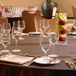 The Sheraton Waikiki Ballroom is one of the best spots for business meetings in Hawaii.  // © 2013 Sheraton Waikiki