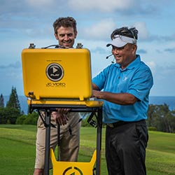 <p>Kapalua Golf Academy is one of several resort courses using TrackMan to study a player's swing. // © 2017 Dave Sansom Photography</p><p>Feature...