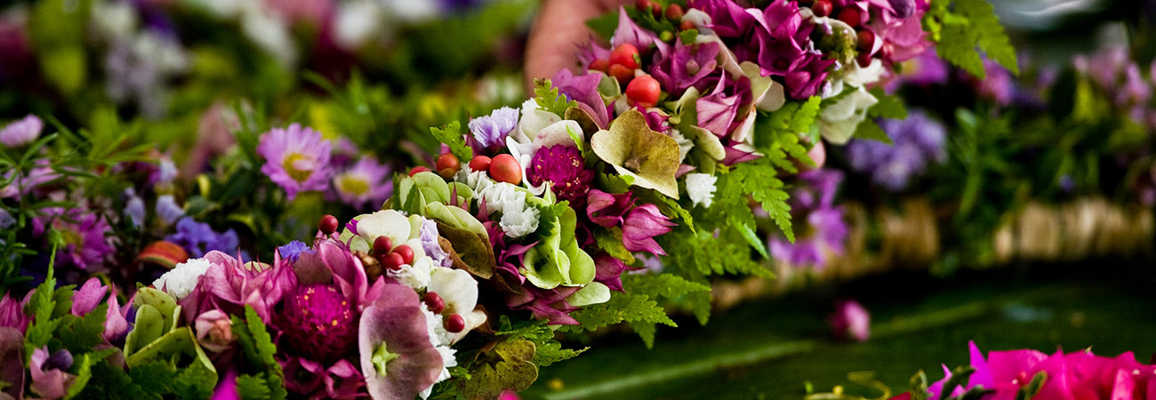 Where to Buy Flower Leis in Hawaii
