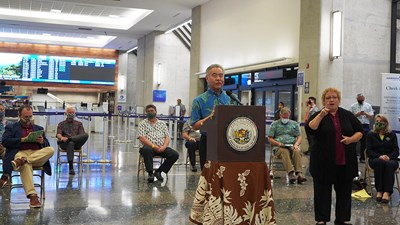 Pretested Visitors to Hawaii Can Bypass State's Quarantine Starting October 1