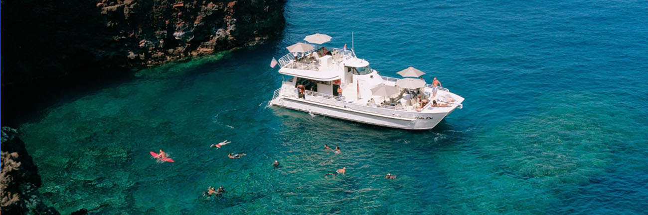 5 Fab Hawaii Snorkel Cruises