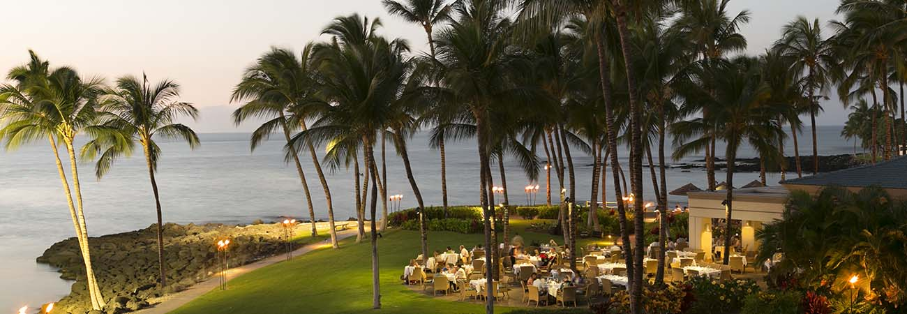 5 Great Hawaii Resort Restaurants for Watching the Sunset