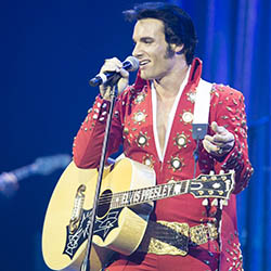 <p>In Waikiki's new Burn'n Love show, Leo Days channels Elvis Presley. // © 2015 Kat Wade</p><p>Feature image (above): The history and culture of...
