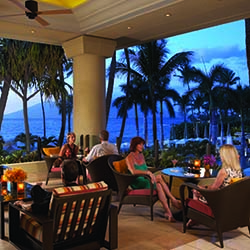 <p>Gentle breezes keep things cool at Four Seasons Resort Maui at Wailea's Lobby Lounge. // © 2015 Four Seasons Resort Maui at Wailea</p><p>Feature...