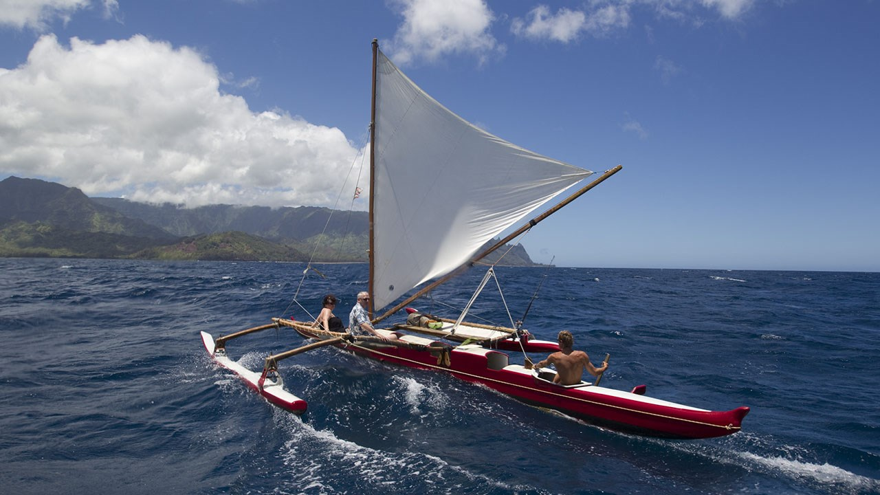 Book Island Sails Kauai For An Adventurous Canoe Tour