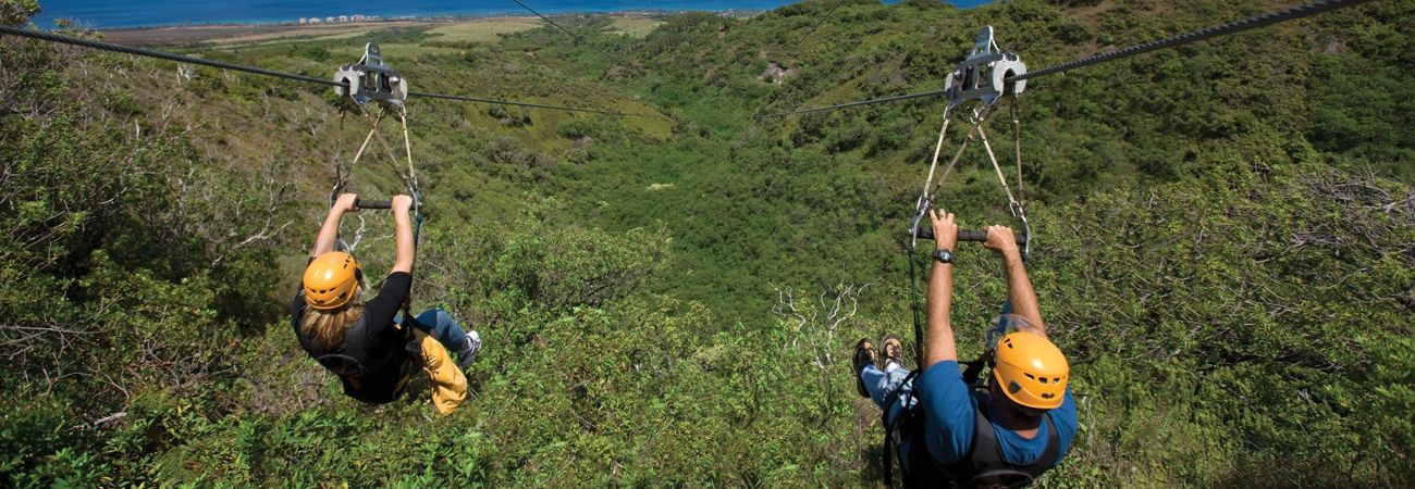 Maui Zipline Tours Soar to New Heights