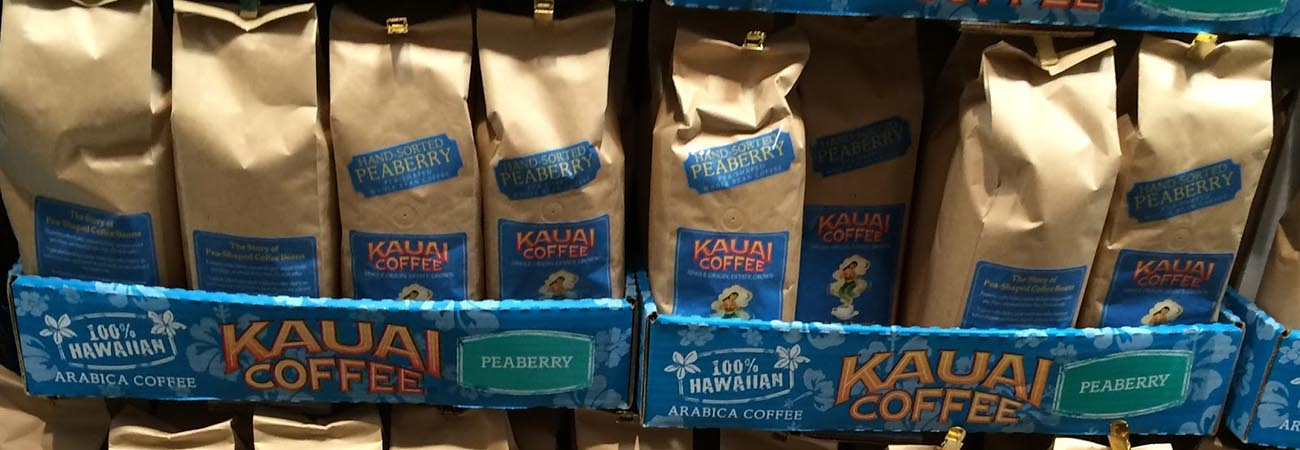Get Buzzed at Kauai Coffee Company