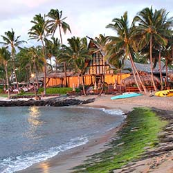 <p>Kona Village featured an unparalleled old-Hawaii setting prior to its closing in early 2011. // © 2016 Kamehameha Schools</p><p>Feature image...