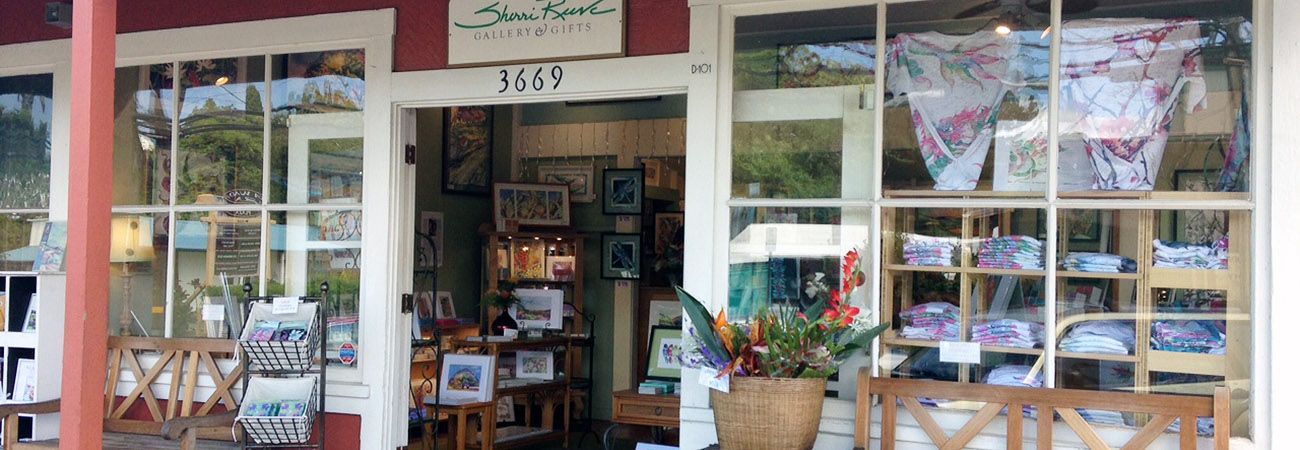 5 Fun Galleries in Makawao, Maui