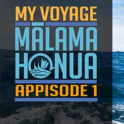 "<p>""Malama Honua: My Voyage"" regales kids with fun facts about Hawaii. // © 2016 Hoomalamalama Foundation</p><p>Feature image (above): The ""appisode""..."