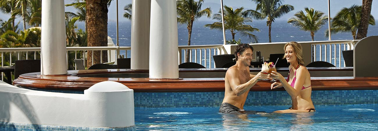 4 Maui Pools With Swim-Up Bars | TravelAge West