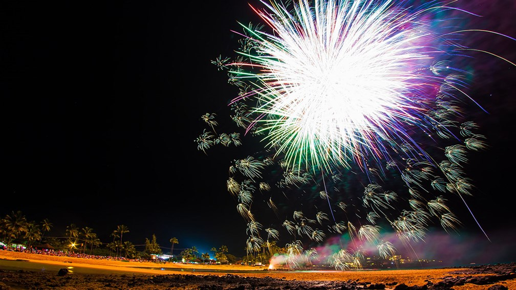 Here\'s How to Spend New Year\'s Eve in Hawaii | TravelAge West