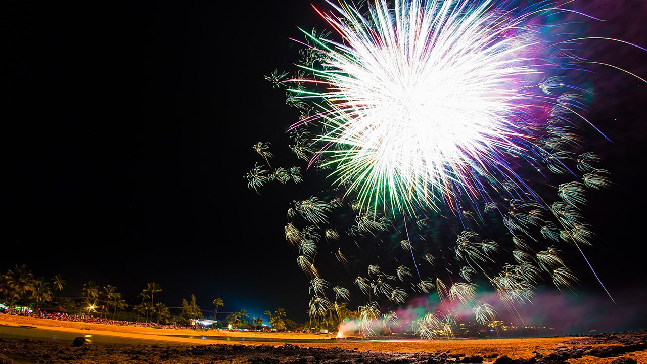 Here's How to Spend New Year's Eve in Hawaii