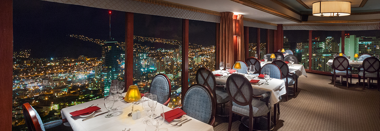Sky-High Oahu Restaurants