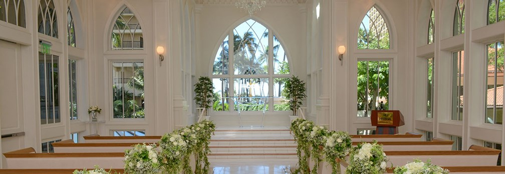Top 6 Vow Renewals At Oahu Hotels Travelage West
