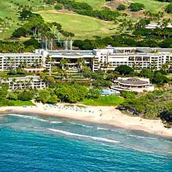 <p>With the Spring into Summer package, guests can get a fourth night free at Hapuna Beach Prince Hotel. // © 2015 Hapuna Beach Prince...